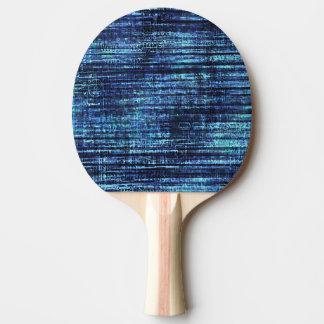 Pala De Ping Pong Modelo del tejano azul oscuro