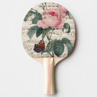 Pala De Ping Pong musicc de los rosas
