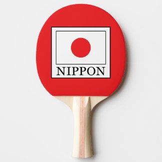 Pala De Ping Pong Nipón