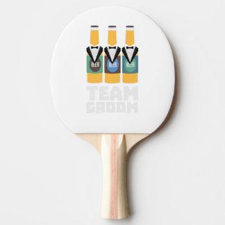 Pala De Ping Pong Novio Beerbottles Zqf18 del equipo