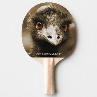 Pala De Ping Pong Paleta de encargo del ping-pong de la mirada de