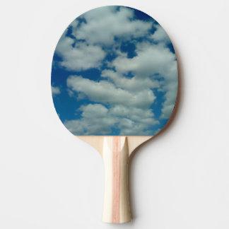 Pala De Ping Pong Paleta del ping-pong de la nube