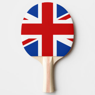 Pala De Ping Pong Paleta del ping-pong de Union Jack