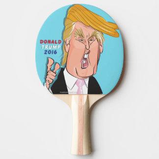 Pala De Ping Pong Paleta del ping-pong del dibujo animado de Donald