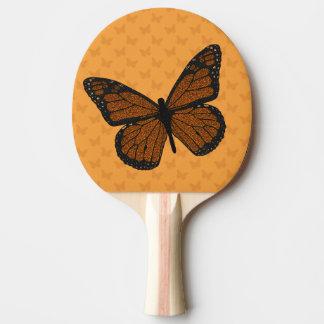 Pala De Ping Pong Paleta Doodled del ping-pong del monarca