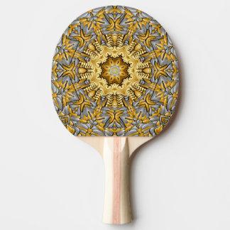 Pala De Ping Pong Paleta roja del ping-pong de la parte posterior