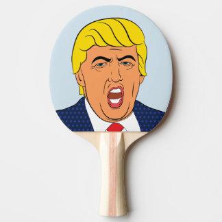 Pala De Ping Pong Paletas divertidas del azote, Donald Trump