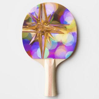 Pala De Ping Pong Paletas purpurinoso del pong de la cerveza