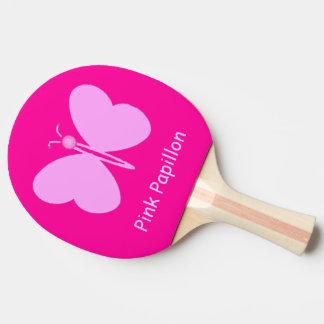 Pala De Ping Pong Pappillon rosado
