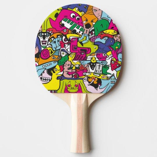 Pala De Ping Pong Ping Pong Part-Take