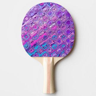 Pala De Ping Pong Ping-pong texturizado extracto del modelo de