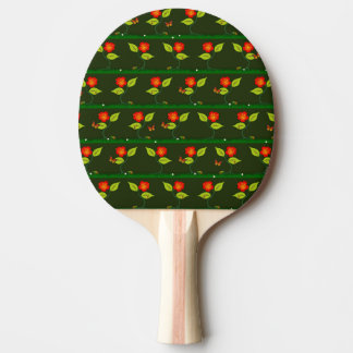 Pala De Ping Pong Plantas y flores
