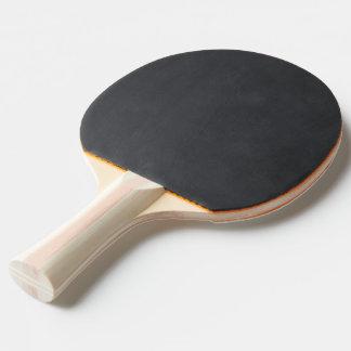 Pala De Ping Pong Plantilla blanca blanca de la paleta del ping-pong