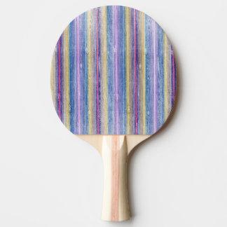 Pala De Ping Pong regalos de madera coloridos