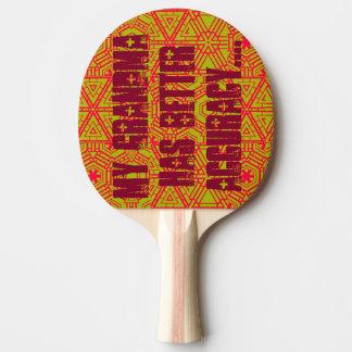 Pala De Ping Pong Silbido de bala-UNo-Tudes