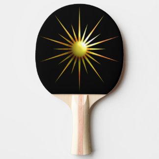 Pala De Ping Pong Sun abstracto
