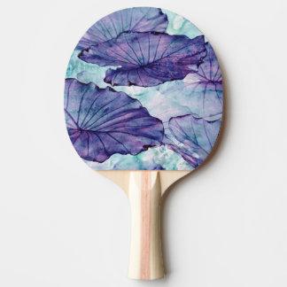 Pala De Ping Pong Surrealismo botánico