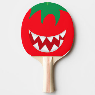 Pala De Ping Pong Tomate loco