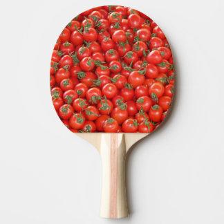 Pala De Ping Pong Tomates rojos de la vid