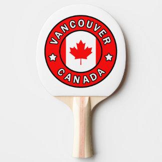 Pala De Ping Pong Vancouver Canadá