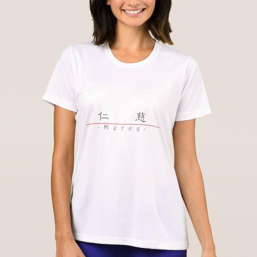 Palabra china para la misericordia 10117_2.pdf camisetas