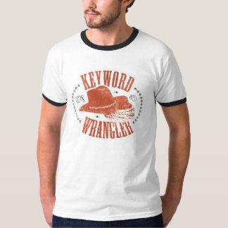 Palabra clave Wrangler Camiseta