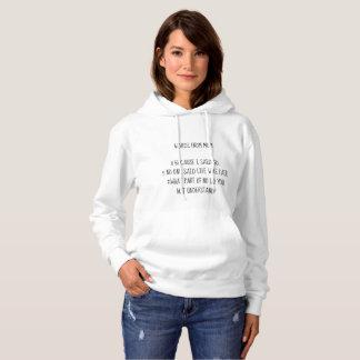 Palabras de la camiseta de la mamá