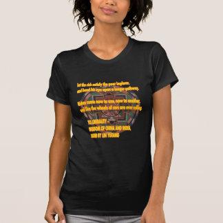 Palabras de Manda a vivir por el jGibney Camisetas