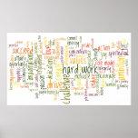 Palabras de motivación #2 póster