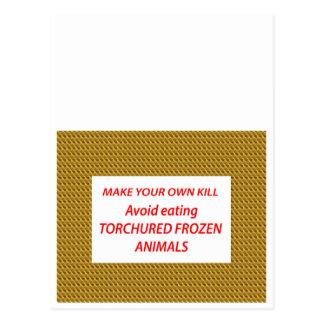 Palabras sociales de la sabiduría de los lemas de postal