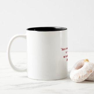 """""""Palabras taza de café de la sabiduría"""""""