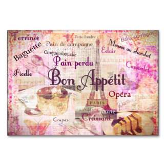 Palabras y imágenes francesas de la cocina de Appe