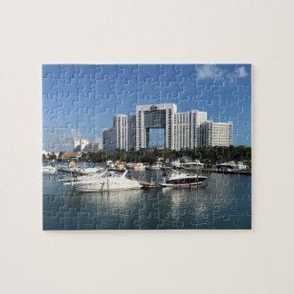 Palacio Cancun, rompecabezas de Riu del hotel de