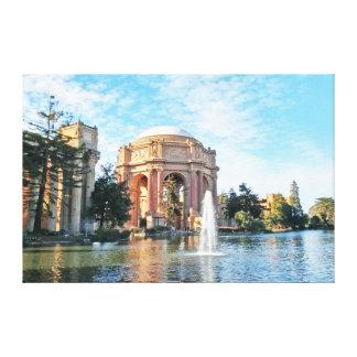 Palacio de bellas arte - San Francisco