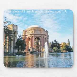 Palacio de bellas arte - San Francisco Alfombrilla De Ratón