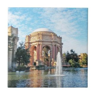Palacio de bellas arte - San Francisco Azulejo