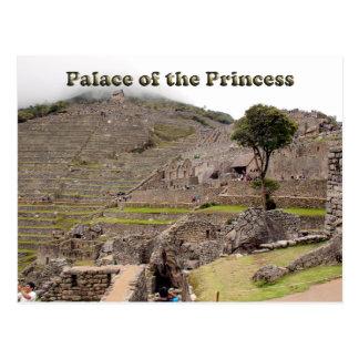 Palacio de la princesa - Perú Postal