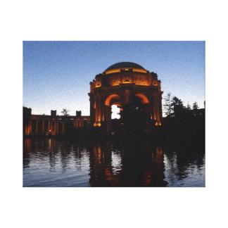 Palacio de San Francisco de la lona de bellas arte