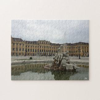 Palacio de Schönbrunn Puzzle