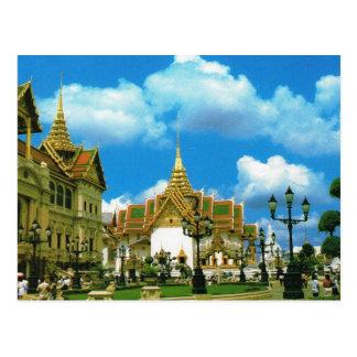 Palacio magnífico de Tailandia, Bangkok Postal