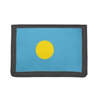 Palau señala por medio de una bandera
