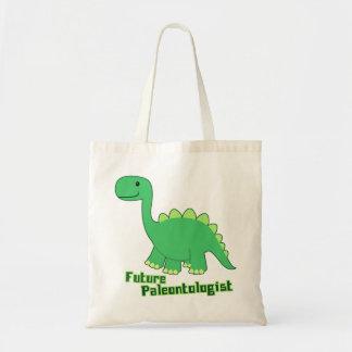 Paleontólogo futuro bolsa tela barata