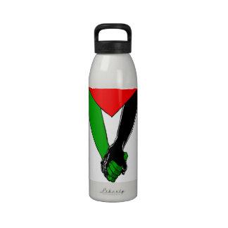 Palestina - botella de agua
