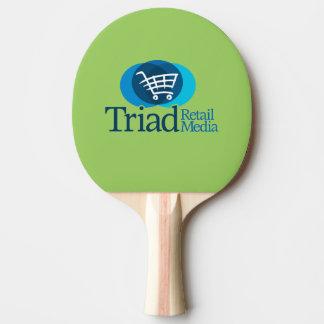 Paleta al por menor del ping-pong de los medios de pala de ping pong