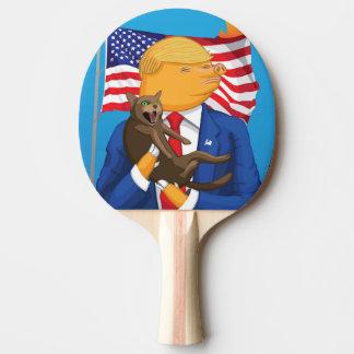 Paleta americana del ping-pong de la catástrofe pala de ping pong