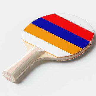 Paleta del ping-pong del armenio el | pala de ping pong