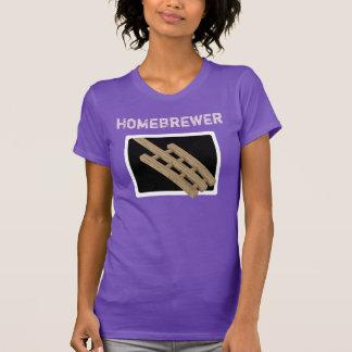 Paleta del puré de las mujeres - camisa de