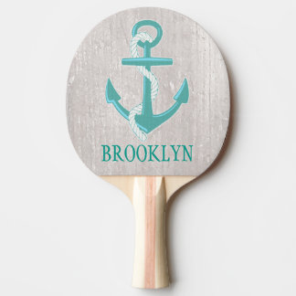 Paleta náutica personalizada del ping-pong del pala de ping pong