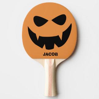 Paleta personalizada del ping-pong de la calabaza pala de ping pong