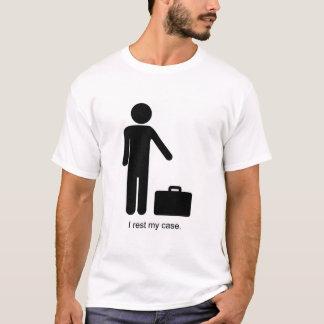Palillo-Figura y cartera divertidas Camiseta